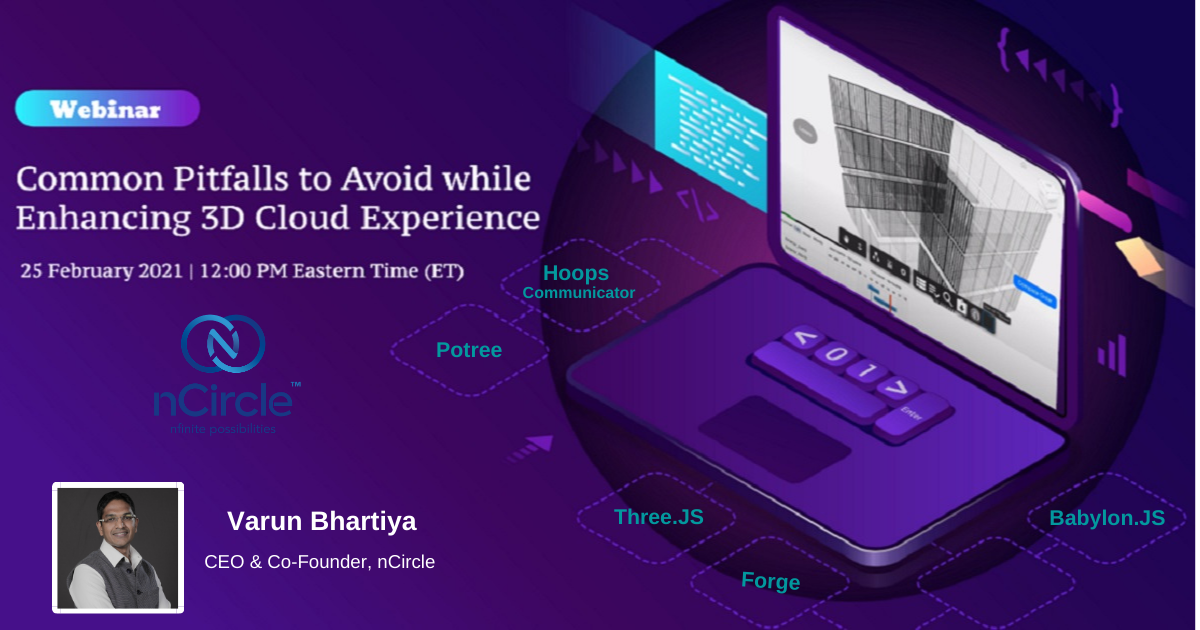 Webinar- Common Pitfalls to Avoid While Enhancing 3D Cloud Experience