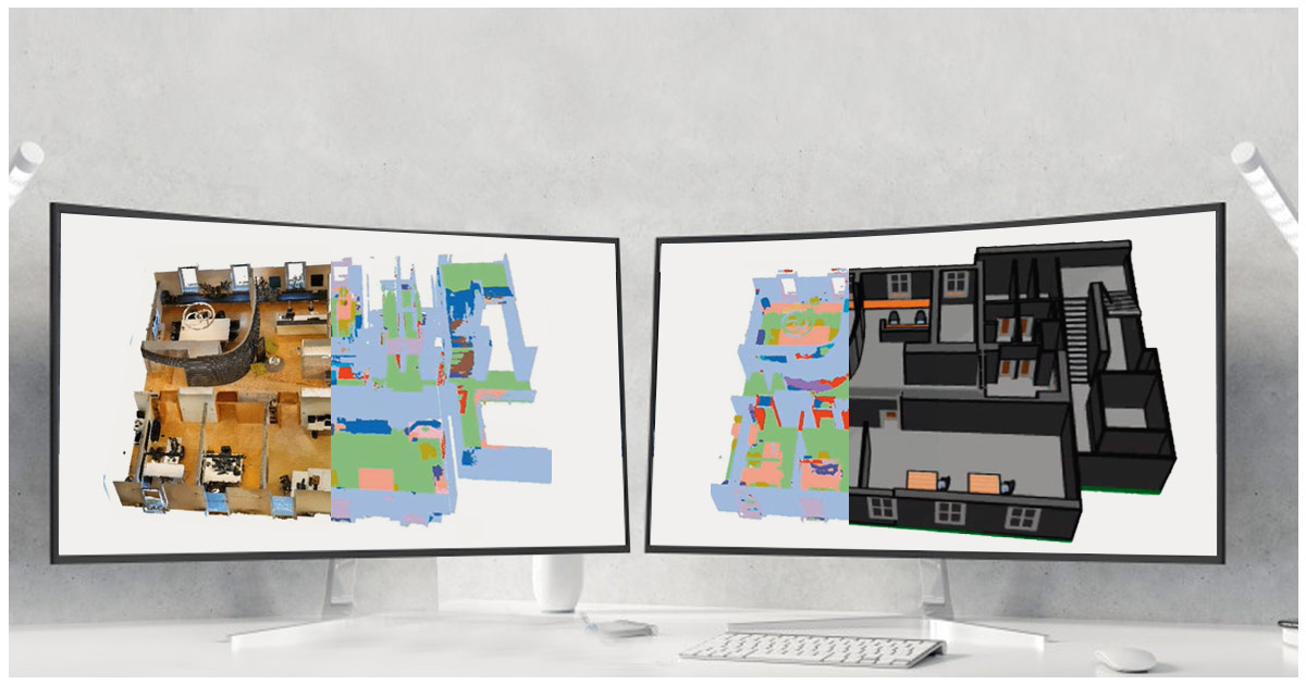 Future of Scan-to-BIM Process with ML Innovations for Better & Faster Model Creation
